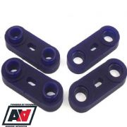 Subaru Impreza Superpro Front Gearbox Cross Member Isolator Mount Bush Kit